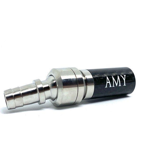 Адаптер Amy Delux Универсальный Плавающий AD010-BK