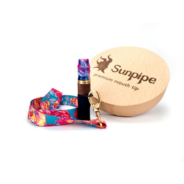 Персональный Мундштук Premium Sunpipe (Roses)