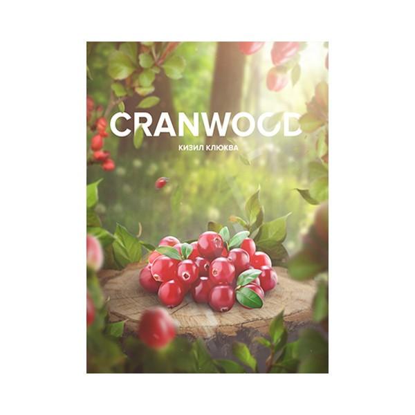 Табак 4:20 Tea Line Cranwood (Клюква Кизил) 125 гр