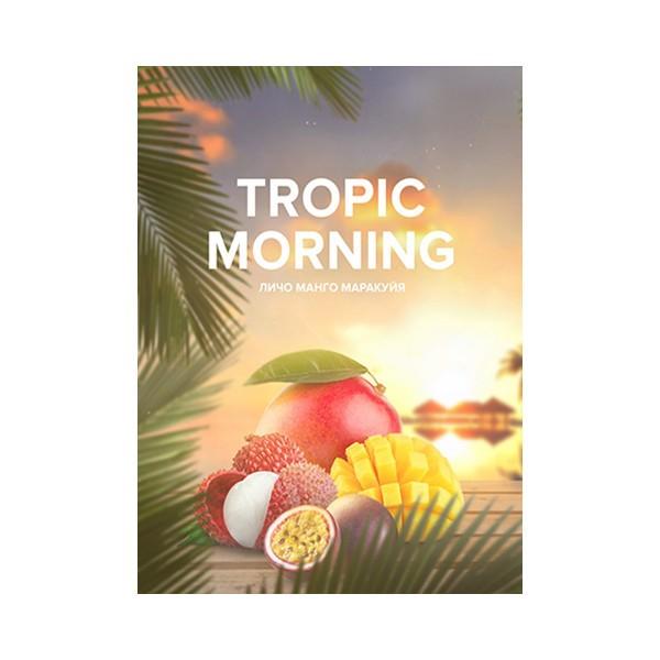 Табак 4:20 Tea Line Tropic Morning (Тропик Монин) 125 гр