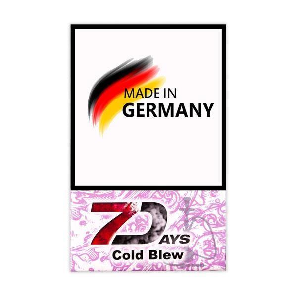 Табак 7 Days Cold Blew (Холодное кофе) 50 гр