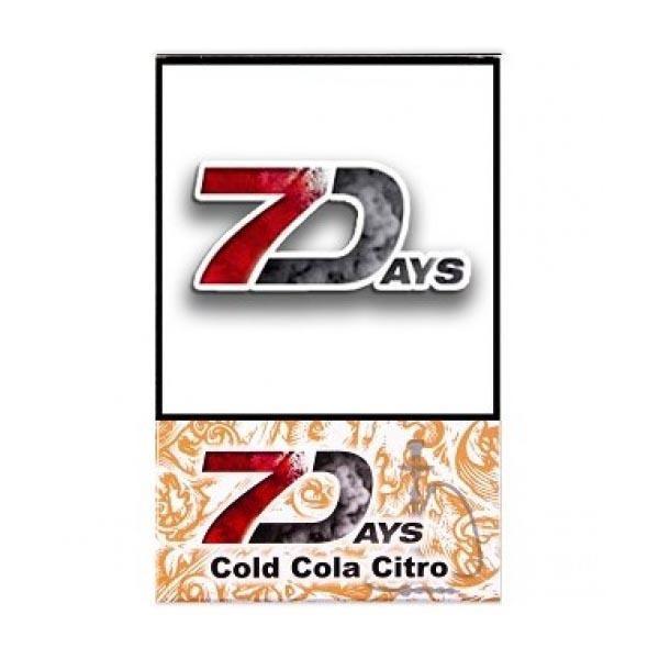 Табак 7 Days Cold Cola Citro (Ледяная Кола с Цитрусом) 50гр