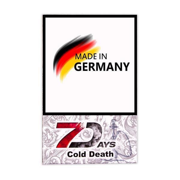 Табак 7 Days Cold Death (Морозный ментол с ягодами) 50 гр