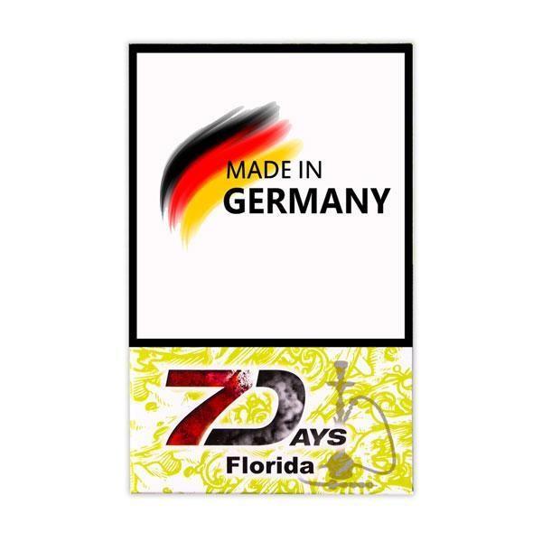 Табак 7 Days Florida (Маракуйя Лимон) 50 гр