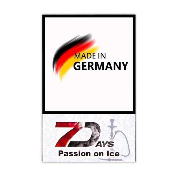 Табак 7 Days Passion on Ice (Ледяная Маракуйя) 50гр