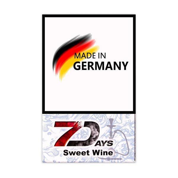 Табак 7 Days Sweet Wine (Сладкое вино) 50 гр
