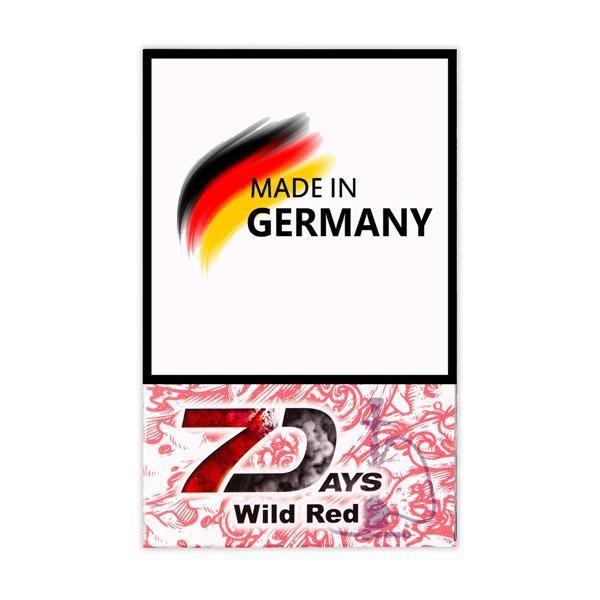 Табак 7 Days Wild Red (Вишня) 50 гр