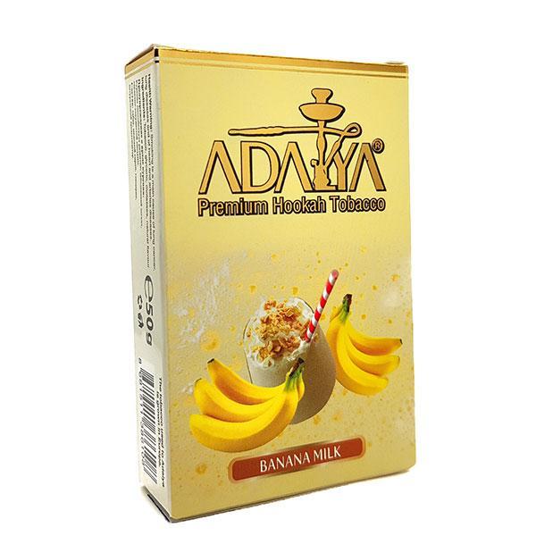 Табак Adalya Banana Milk (Банано-Молочный Коктейль) 50гр  -  Aladin.kiev.ua купить