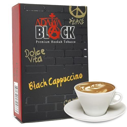 Табак Adalya Black Cappuccino (Капучино) 50гр