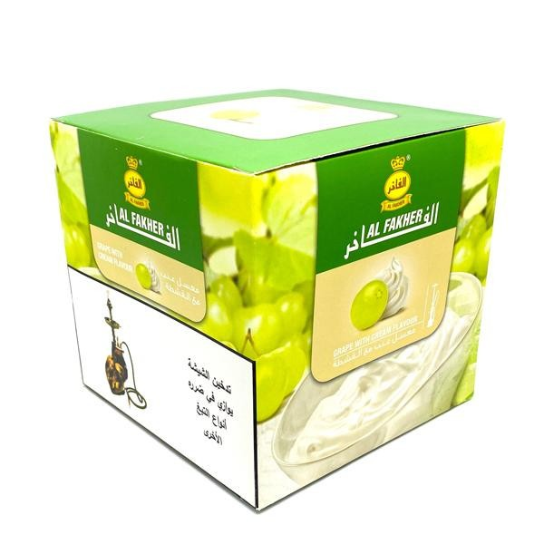 Табак Al Fakher Grape with Cream (Виноград Крем) 1кг