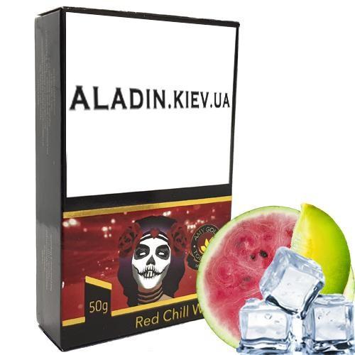 Табак Amy Gold Red Chill Water (Красная Холодная Вода) 50гр