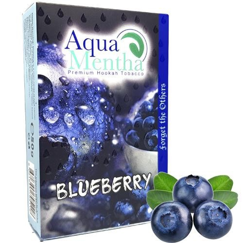 Табак Aqua Mentha Blueberry (Черника) 50 гр