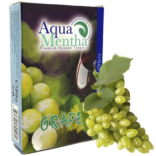 Тютюн Aqua Mentha Grape (Виноград) 50гр