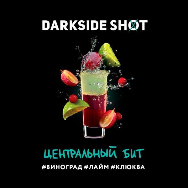 Табак Darkside Shot Line Центральный Бит 30гр