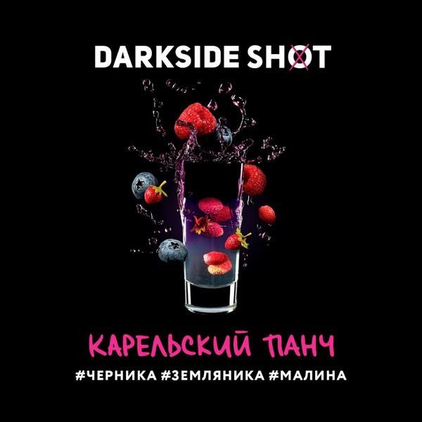 Табак Darkside Shot Line Карельский Панч 30гр