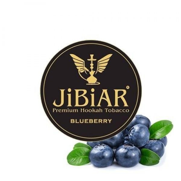 Табак JIBIAR Blueberry (Черника) 250 гр
