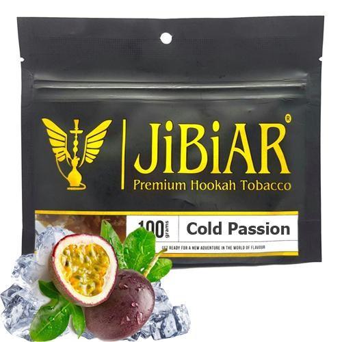 Табак JIBIAR Cold Passion (Холодная Страсть) 100 гр