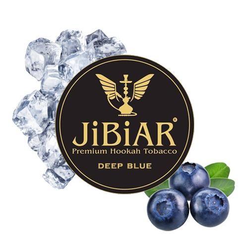 Табак JIBIAR Deep Blue (Темно Cиний) 1 кг
