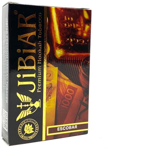 Табак JIBIAR Escobar (Эскобар) 50 гр