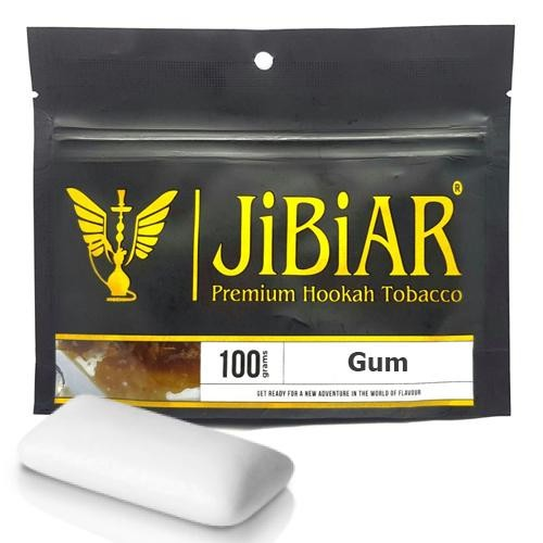 Табак JIBIAR Gum (Жвачка) 100 гр