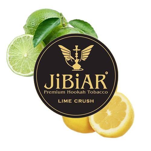 Табак JIBIAR Lime Crush (Лайм Краш) 500 гр