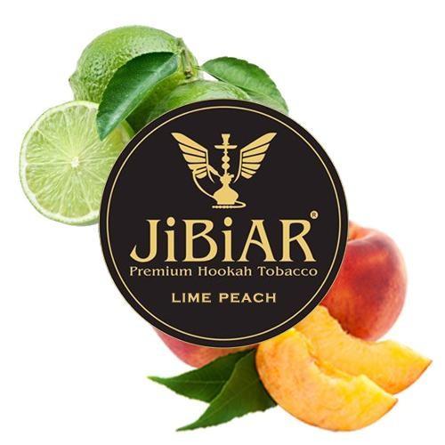 Табак JIBIAR Lime Peach (Лайм Персик) 1 кг