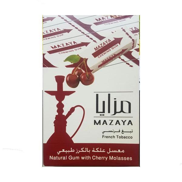 Табак Mazaya Gum Cherry (Вишневая Жвачка) 50гр  -  Aladin.kiev.ua купить