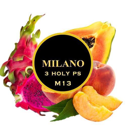 Табак Milano 3 Holy PS M13 (3 Холи Пс) 100 гр