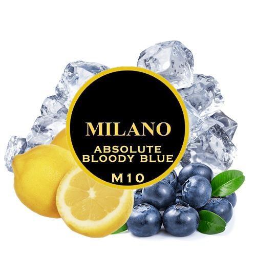 Табак Milano Absolute Bloody Blue M10 (Абсолют Блади Блу) 100 гр