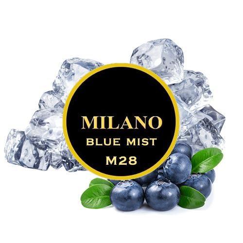 Табак Milano Blue Mist M28 (Черника со Льдом) 500 гр