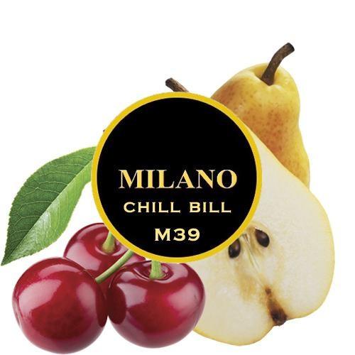 Табак Milano Chill Bill M39 (Вишня Груша) 500 гр