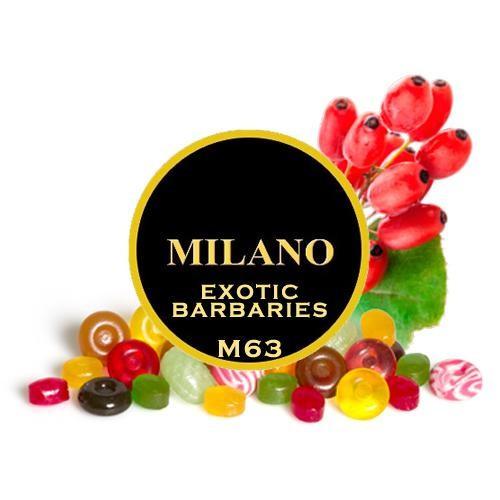 Табак Milano Exotic Barbaries M63 (Экзотик Барбарис) 100 гр