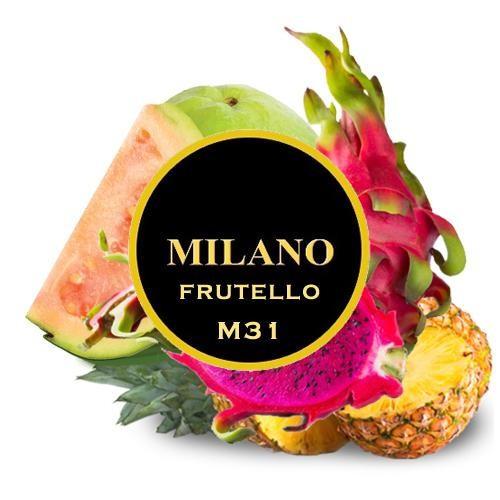 Табак Milano Frutello M31 (Фрутелло) 100гр