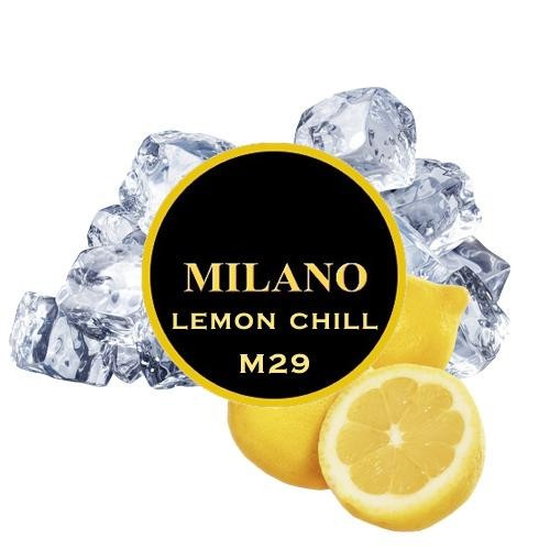 Табак Milano Lemon Chill M29 (Лимон Лед) 500гр