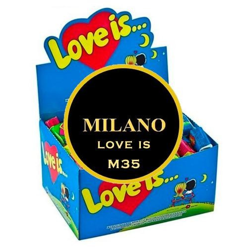 Табак Milano Love Is M35 (Маракуйя Дыня) 500 гр
