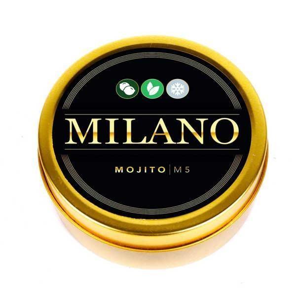 Табак Milano Mojito M5 (Лимон Мята Лед) 200 гр  -  Aladin.kiev.ua купить