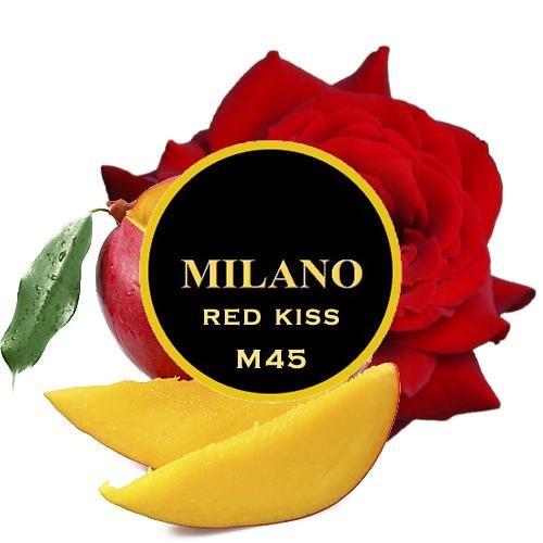 Табак Milano Red Kiss M45 (Рэд Кисс) 100 гр