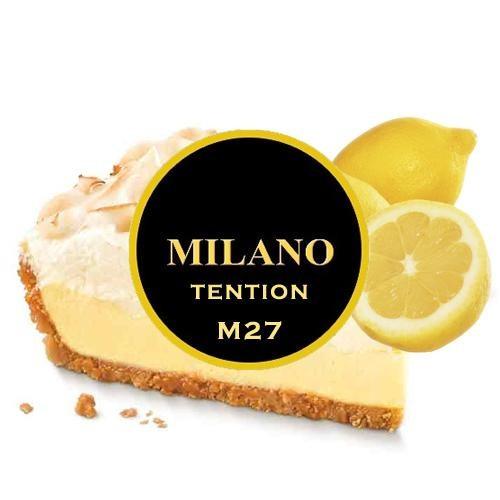 Табак Milano Tention M27 (Лимонный Пирог) 500 гр