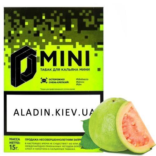 Табак Mini Doobacco Гуава 15гр  -  Aladin.kiev.ua купить