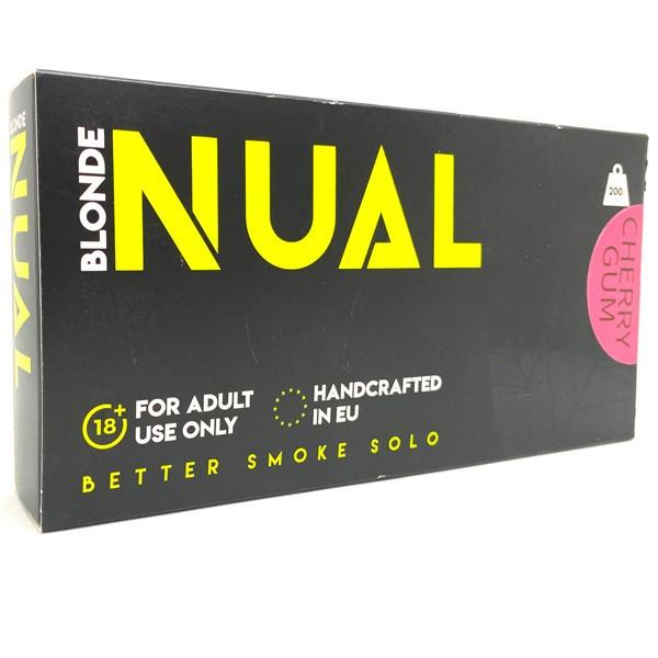 Табак Nual Cherry Gum (Вишня Жвачка) 200 гр