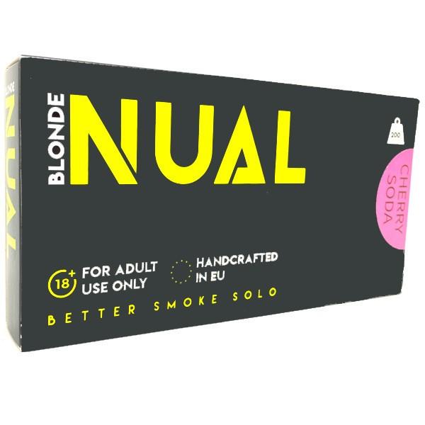 Табак Nual Cherry Soda (Вишня Фанта) 200 гр