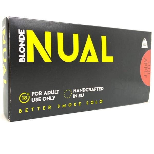 Табак Nual Fuji Apple (Фуджи Яблоко) 200 гр