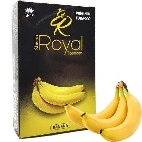 Табак Royal Banana (Банан) 50 гр