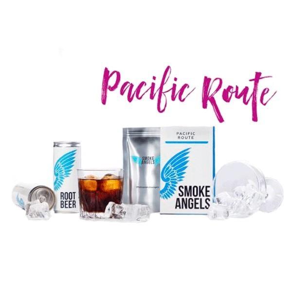 Табак Smoke Angels Pacific Route (Пасифик Роут) 100 гр