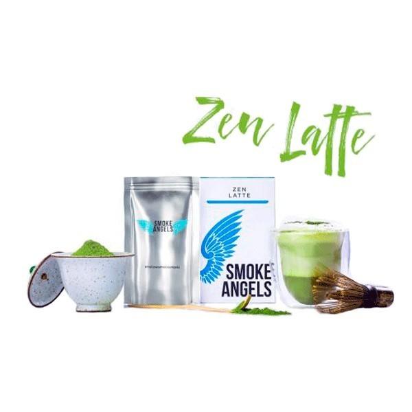Табак Smoke Angels Zen Latte (Зен Латте) 100 гр