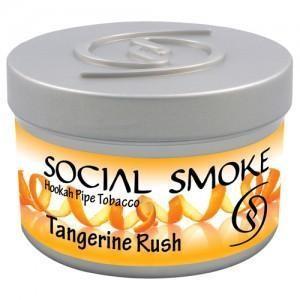 Табак Social Smoke Tangerine Rush (Мандарин) 250гр