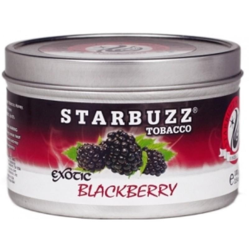 Табак Starbuzz Blackberry (Ежевика) 250гр