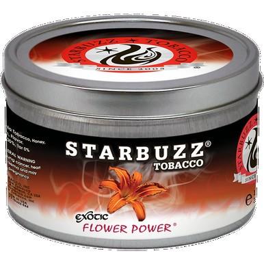 Табак Starbuzz Flower Power (Цветочная Сила) 100гр