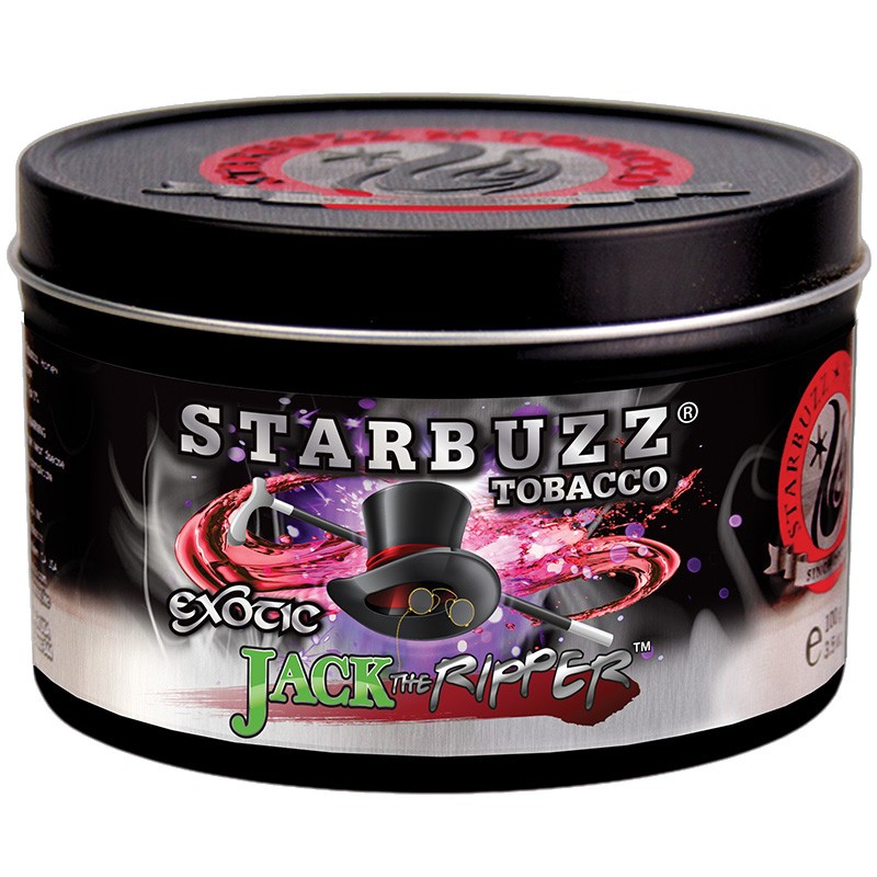 Табак Starbuzz Jack the Ripper (Джек Потрошитель) 250гр