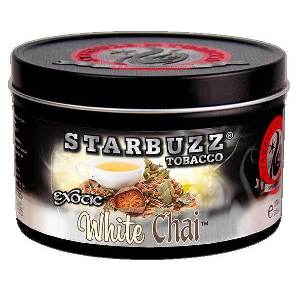 Табак Starbuzz White Chai (Белый Чай) 250гр
